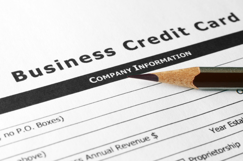 Business Credit Cards Image
